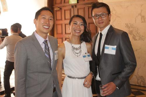 Jason Ho, Mary Zhang, Yatman Kwan