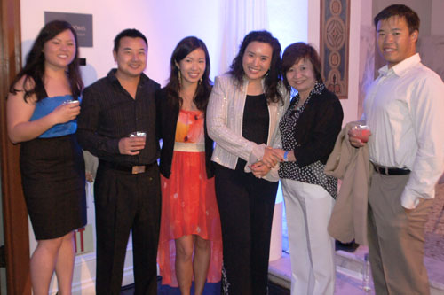 Tuyet Nguyen, Phil Cheng, Elizabeth Yang and Friends