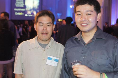Michael Hsu, Marcus Lo