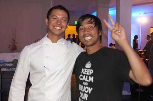 Charles Olalia, Nguyen Tran