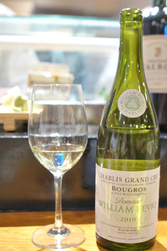 2010 Domaine William Fèvre Chablis Grand Cru Bougros Cote de Bouguerots