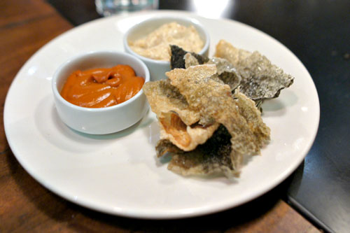 Fish Skin Chips