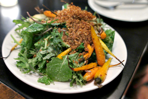 Carrot & Fennel Salad