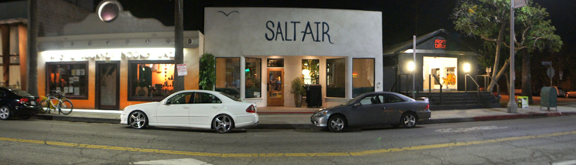 Salt Air Exterior