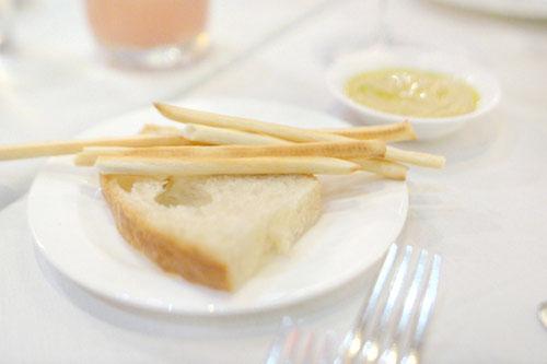 Bread & Bean Dip