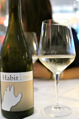 2012 Habit Chenin Blanc Jurassic Park Vineyard