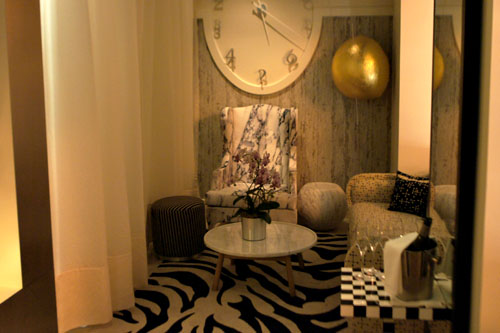 Minibar Waiting Area