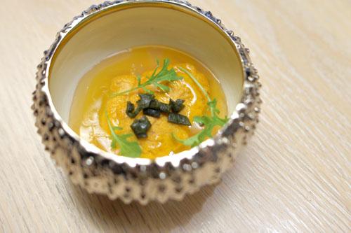 Ibérico Sea Urchin