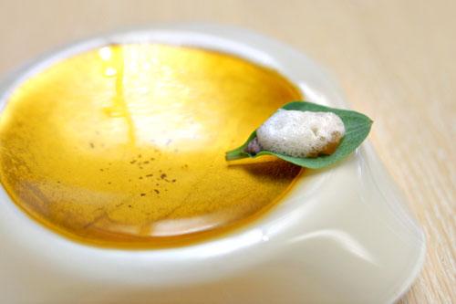 Oyster Leaf Intermezzo