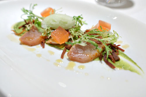 yellowtail hamachi