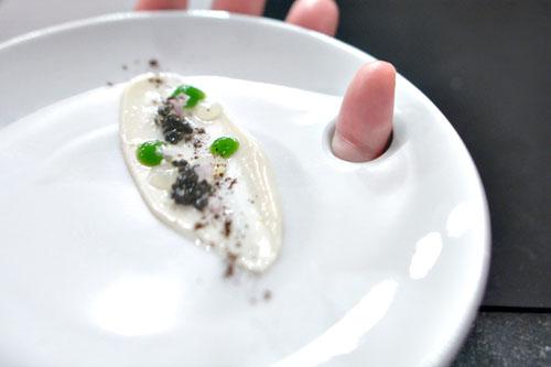 lick of caviar