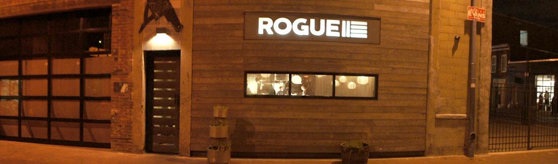 Rogue 24 Exterior