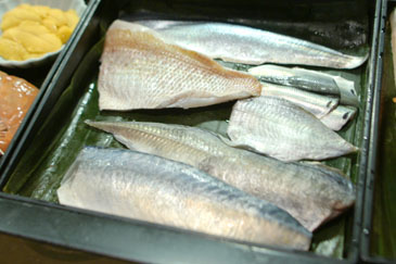 Oily Fish Box