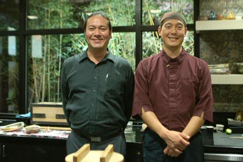 Jin Yamazaki, Nobu Yamazaki