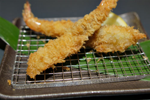 Fried Prawn
