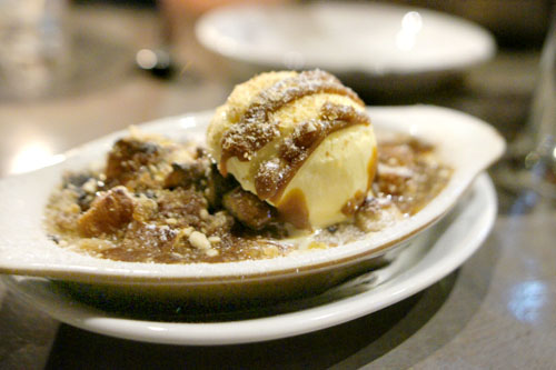 Chocolate/Caramel Bread Pudding