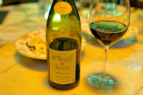 2008 Domaine Dupasquier Vin de Savoie Mondeuse