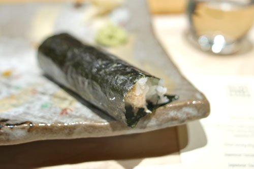Blue Crab Handroll