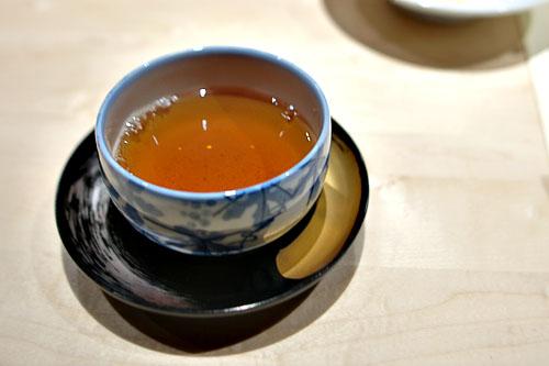 Hojicha tea (roasted green tea)
