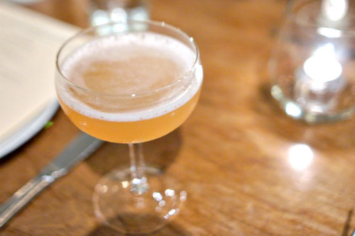 Lovely Pear Cocktail