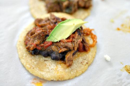 Bistek en Salsa Roja