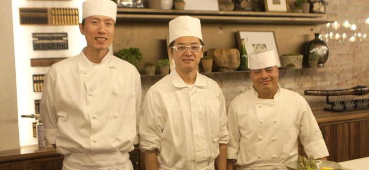 Masato, Hiro Naruke, Ruiz Mateo