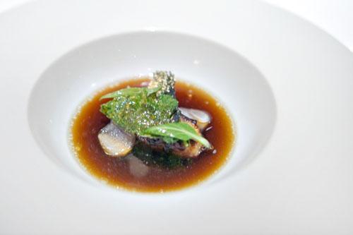 Caramelized Sablefish