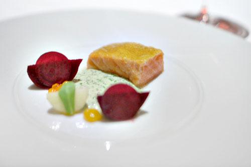 Salmon Rôti « Au Beurre Doux »