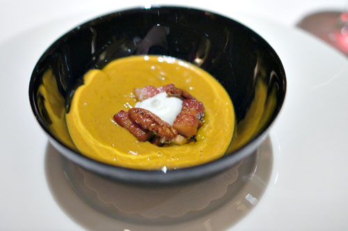 French Pumpkin Velouté