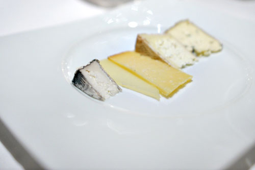 Artisan Cheese Course