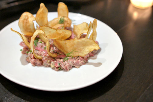Grass-Fed Beef Tartare