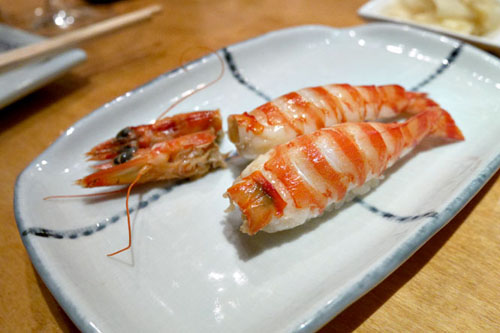Kuruma Ebi (Tiger Shrimp)