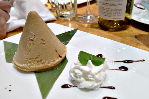 Creamy Coffee Gelato