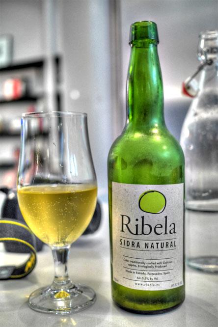 Ribela, Sidra Natural, Spain