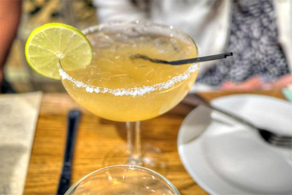 Agua Fresca Margaritas