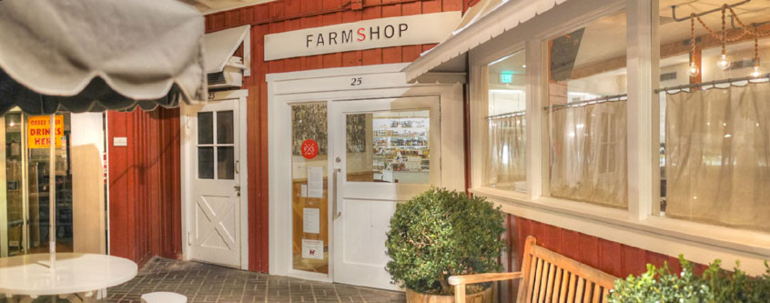 Farmshop Exterior