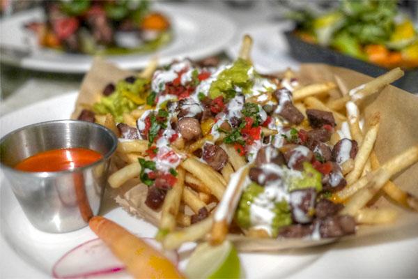 Carne Asada Fries 'SD in LA'