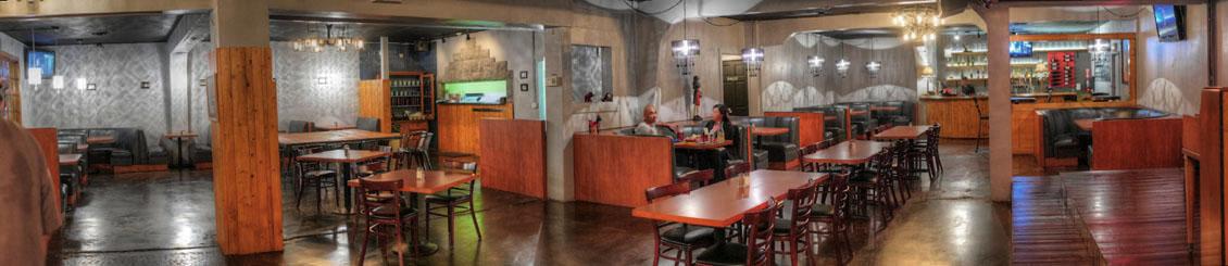 Colonia Taco Lounge Interior