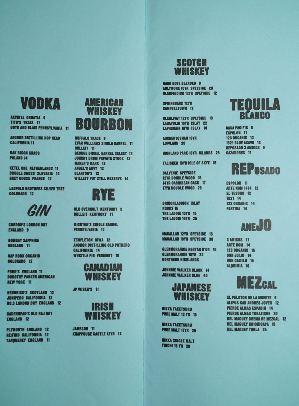 kevinEats: Pot Bar (Los Angeles, CA)