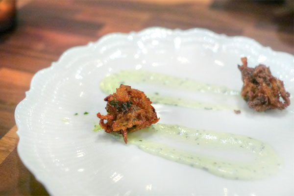 Crispy Mussel