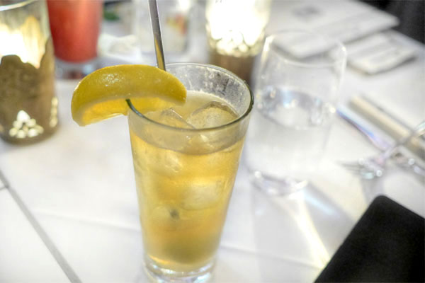 Philadelphia Fish House Punch