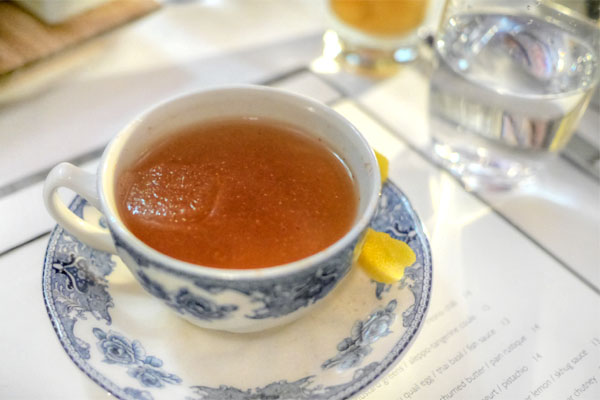 Martha Washington's Rum Punch