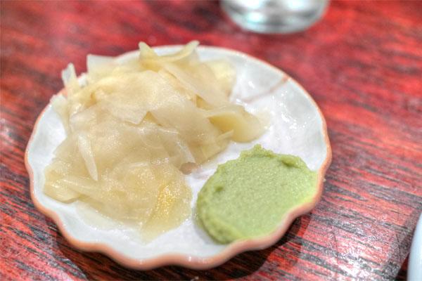 Gari & Wasabi