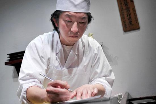 Chef Hideyuki