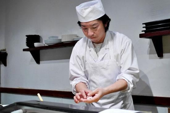 Chef Hide-San