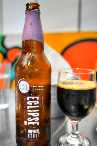 Imperial Eclipse Stout (Java Coffee), Fifty Fifty
