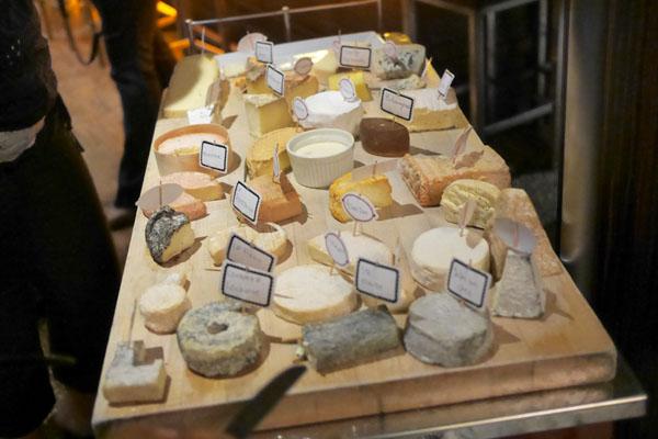 LQ Cheese Cart