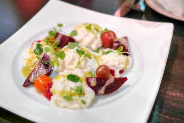 Burrata Espuma Salad