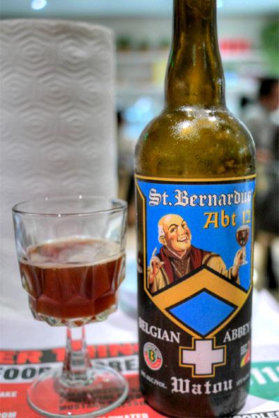 St. Bernardus ABT 12, Watou, Belgium