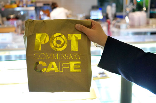 POT Commissary Cafe